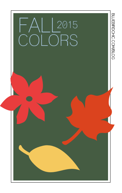 bluebirdchic leah farquharson fall color palette