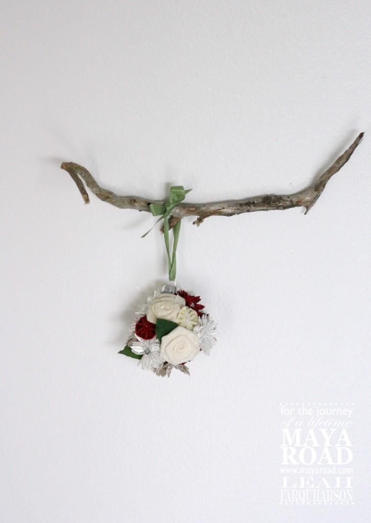 leah farquharson maya road ornament