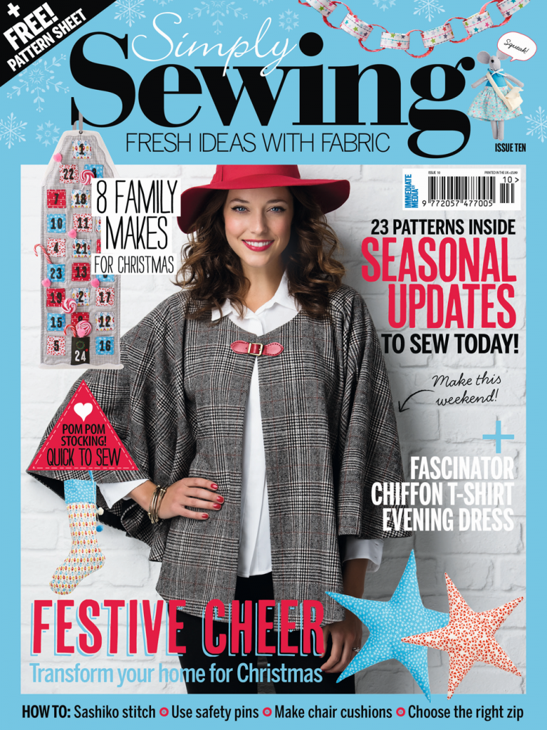simply sewing issue 10 blog