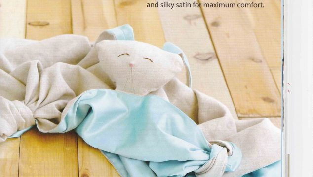 Simply Sewing Issue 18 | Baby Blanket