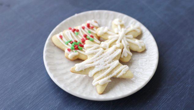 sugar cookie cutout recipe