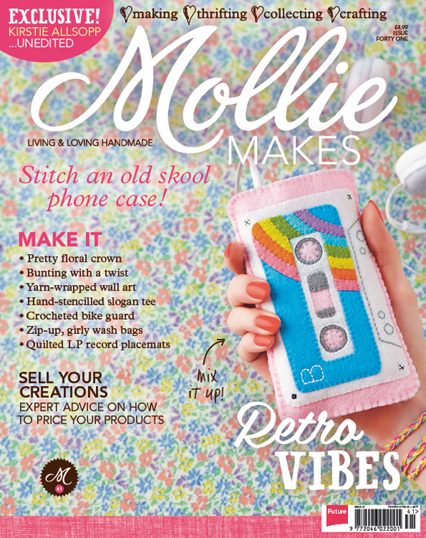 Mollie-Makes-issue-41-out-now