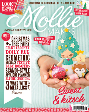 Mollie-Makes-issue-58
