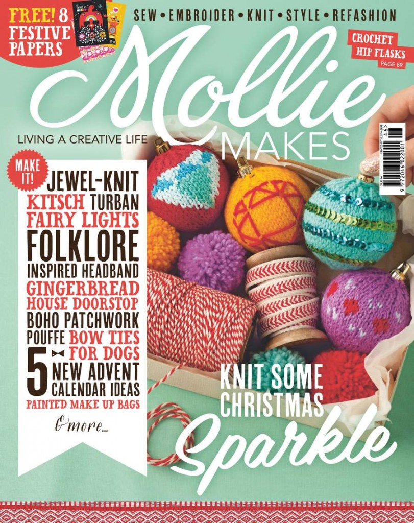 mollie makes 46
