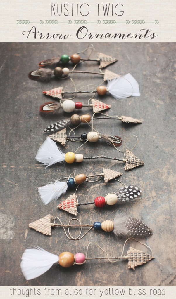 Handmade-Rustic-Twig-Arrow-Ornaments
