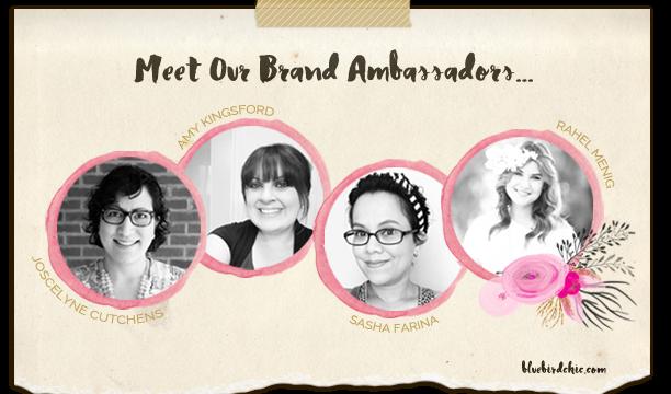 Meet the Bluebird Chic Brand Ambassadors!