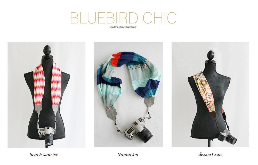 bluebird chic summer color line