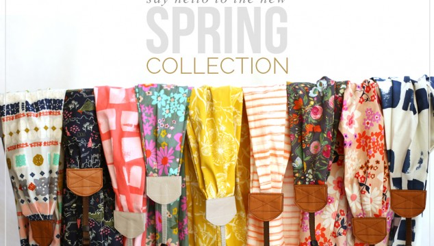 say hello to the spring collection