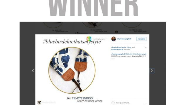 Instagram Contest   Thanks for playing!