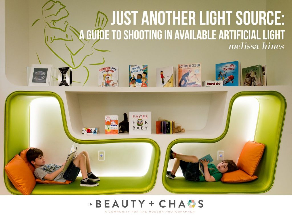Just Another Light Source eBook | Melissa Hines Photography