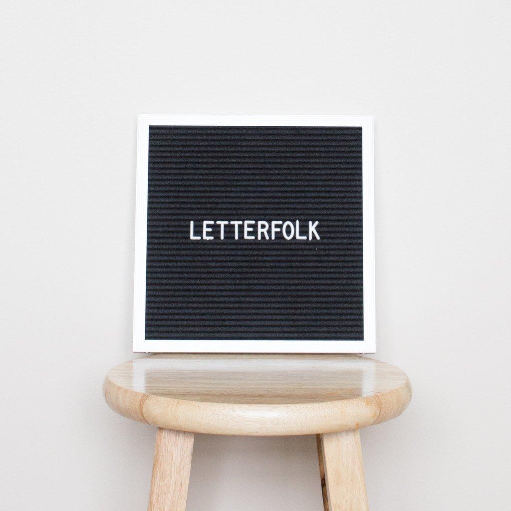 The Poet | Letterfolk