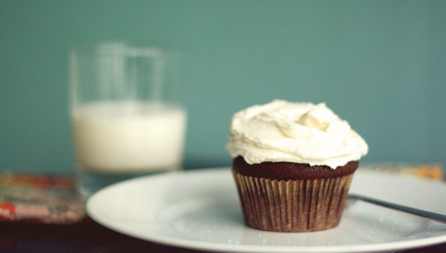 quick chocolate cupcake recipe