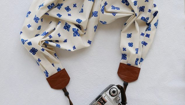 this week's featured strap – indigo starburst