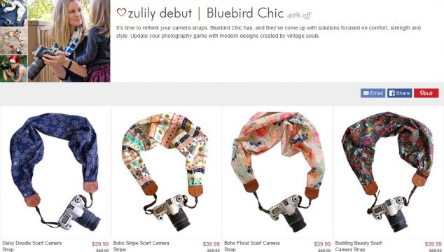 look for bluebird chic on zulily this week!