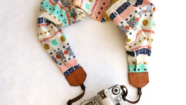 this week's featured strap – boho stripe