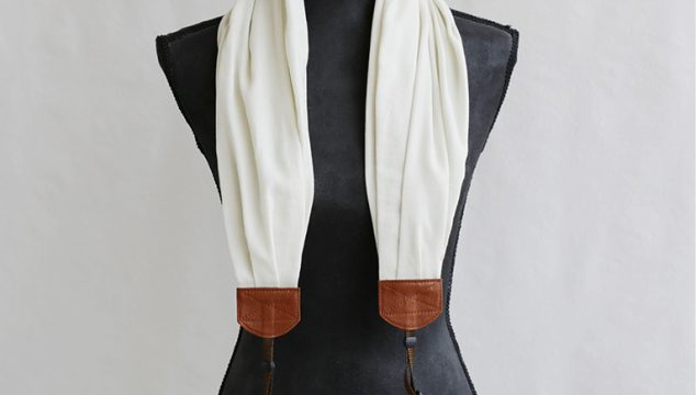 this week's featured strap – cream solid