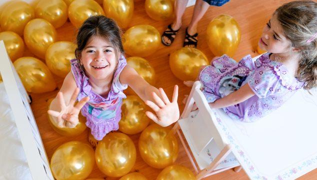 DIY   GOLDEN Birthday Celebration