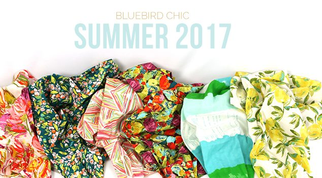 Say Hello to the 2017 Summer Collection…