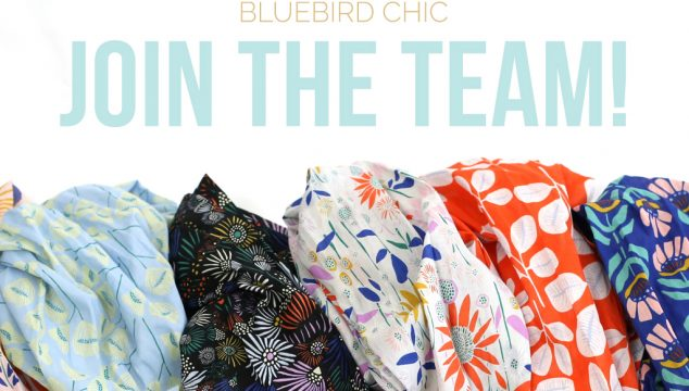 Bluebird Chic Brand Ambassador Call I August 2017