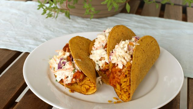 summer grilling recipes: fish tacos
