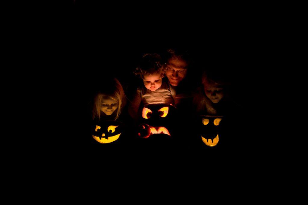 DIY: Pumpkin Carving Ideas | Kim Hoover | Bluebird Chic