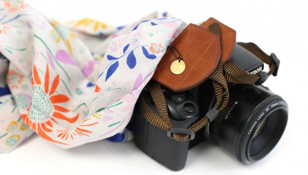 this week's featured strap – wild heather