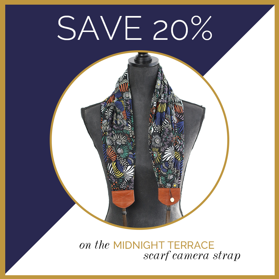 Save 20% on Midnight Terrace | Offer Ends 10/8/17 | Bluebird Chic