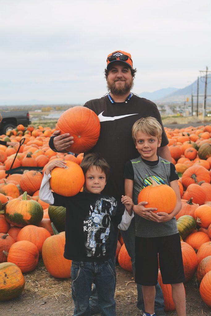 DIY: Pumpkin Carving Ideas | Amy Kingsford | Bluebird Chic
