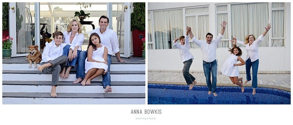 Fun Family Photo Ideas for Your Holiday Cards | Anna Bowkis | Bluebird Chic