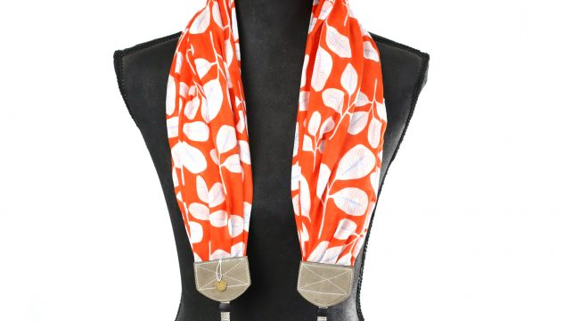 this week's featured strap – sweet clementine