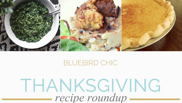 Favorite Thanksgiving Recipes Roundup