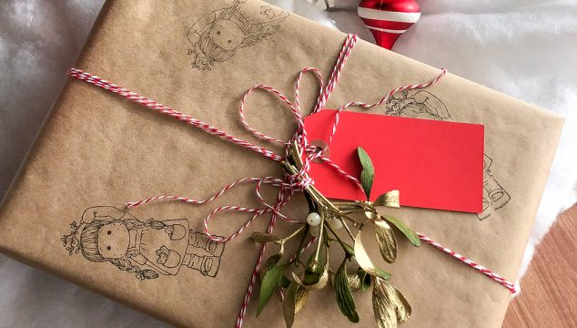 Holiday DIY: 4 Easy Ways to make Holiday Wrapping Special