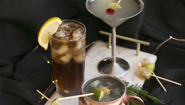 Holiday Recipe: Festive Holiday Cocktails