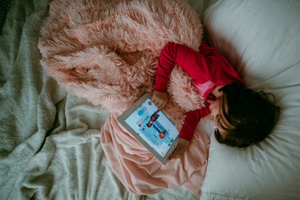 Capturing the Magic of Childhood - Children at Rest | Emily Ockwig | Bluebird Chic
