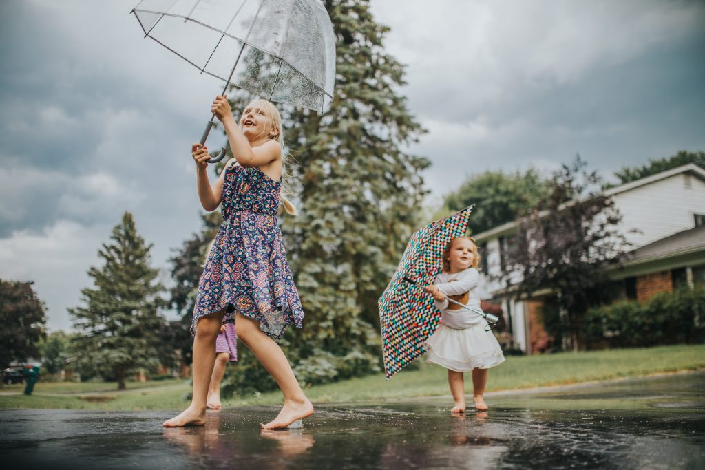 4 Things You Need to Make the Most of A Rainy Photoshoot | Kim Hoover | Bluebird Chic