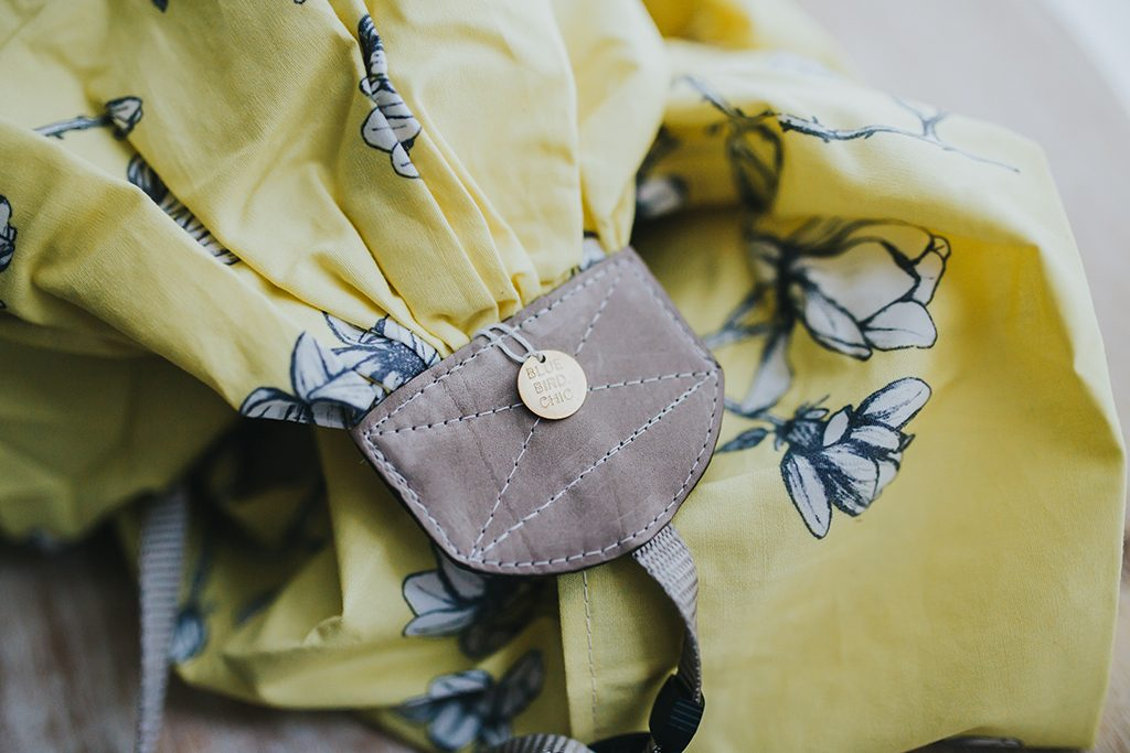 Bluebird Chic Ambassador Spotlight - Kim Hoover | Flowering Magnolia (Yellow) | Bluebird Chic