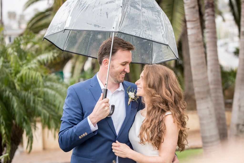 Tips for Shooting Weddings in the Rain | Dia Meraz | Bluebird Chic