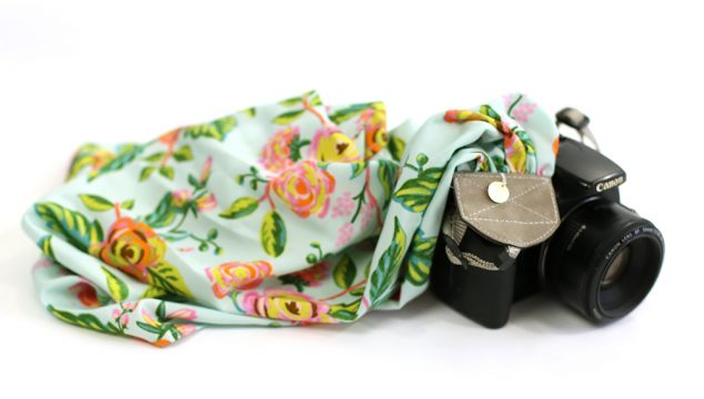 this week's featured strap – tropical gardens