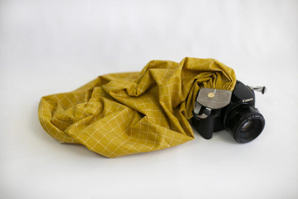 this week's featured strap | Golden Picket | Bluebird Chic